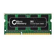 MicroMemory RAM-geheugen: 4GB DDR3 PC3 10600 1333MHz