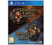 Skybound Games Baldur's Gate 1 + 2 Enhanced Edition NL/FR PS4