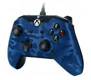PDP bedrade controller (Xbox One/PC) Blauw camo
