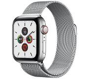 Apple Watch Series 5 GPS + Cell 40mm Steel Case Steel Loop