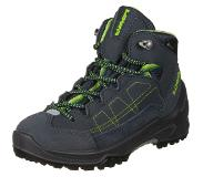 Lowa Wandelschoen Lowa Junior Approach GTX Mid Navy Lime-Schoenmaat 30