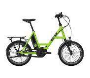 "ISY DrivE S8 RT 20"", light green matte 20"" (20"") 2020 E-bikes urban"
