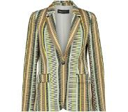Expresso Dames Catherina blazer donkergroen
