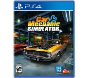 Playstation 4 Car Mechanic Simulator