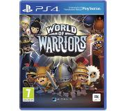 Playstation 4 World of Warriors (Nordic)