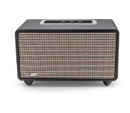 Caliber Bluetooth Speaker - Retro - USB - Zwart (HFG411BT)