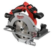 Milwaukee M18 BLCS66-0X 18V Li-Ion accu Cirkelzaag body in HD-box - Koolborstelloos - 30 x 190mm