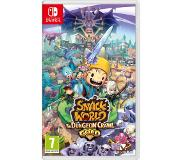 Nintendo Switch Snack World: The Dungeon Crawl - Gold