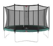 Berg Trampoline BERG Favorit Green 380 + Safety Net Comfort