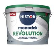 Histor latex Monodek Revolution mat wit 10L