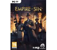 Paradox Interactive Empire of Sin - Day One Edition - PC