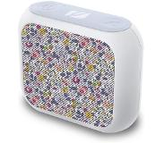 Muse M-312 Liberty - Mono portable speaker 2W Multi kleuren