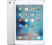 Apple Refurbished iPad mini 4 128GB WiFi + 4G zilver