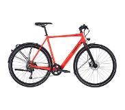 "Orbea Gain F35, red/black M | 55,5cm (28"") 2020 E-bikes urban"