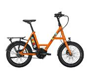 "ISY DrivE S8 ZR 20"", pure orange 20"" (20"") 2020 E-bikes urban"