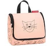Reisenthel Kids Toiletbag S Cats and Dogs rose Toilettas