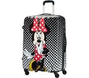 American Tourister Disney Legends Spinner 75 Alfatwist minnie mouse polka dot Harde Koffer