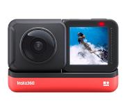 Insta360 One R 360 Edition actioncam - 360 camera - onderwater camera - waterdicht - stofdicht - schokbestendig - waterproof - shockproof - dustproof - 360 camera 4k - 360 camera action