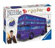 Ravensburger 3D Puzzel - Harry Potter Bus (216 stukjes)