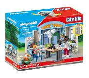 Playmobil - Vet Clinic Play Box (70309)