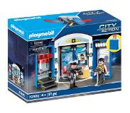 Playmobil 70306 Speelbox Politiestation