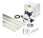 Festool TS 55 CAMP-Set XXL-FSZ Invalcirkelzaag 575961