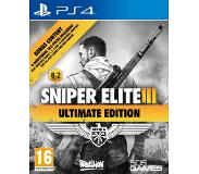 Rebellion Sniper Elite III (3) - Ultimate Edition