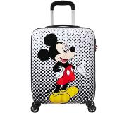 American Tourister Disney Legends Spinner 55 Alfatwist 2.0 mickey mouse polka dot Harde Koffer