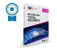 Bitdefender Total Security Multi-Device 2019 3-Devices 2jaar