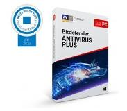 Bitdefender Antivirus Plus 2019 5PC 1jaar