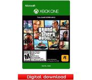 Microsoft GTA V Xbox One Full Game (Digitale Code)