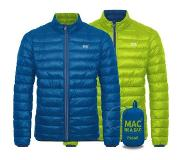 Mac In A Sac Jas Mac in a Sac Men Polar Down Electric Blue / Lime-M