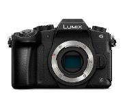 Panasonic DMC G80 Body - Zwart