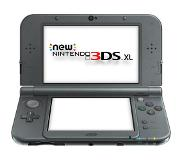 Nintendo New Nintendo 3DS XL Zwart