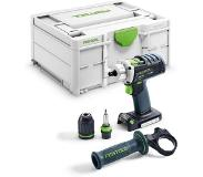 Festool Drc 18/4-Basic Schroefboormachine - 576458