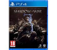 Warner bros PS4 Middle - Earth: Shadow Of War (Includes Forge your Army) (EU)