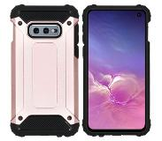 IMoshion Rugged Xtreme Backcover Samsung Galaxy S10e hoesje - Rosé Goud