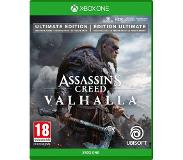 Ubisoft Assassin's Creed Valhalla Ultimate Edition | Xbox One