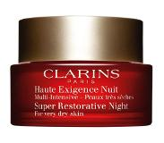 Clarins Super Restorative Night Wear 50 ml