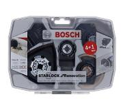 Bosch Accessories Best Of Renovation 2608664624 Invalzaagbladset 1 Set