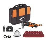 AEG omni18c-0kit1x 18v accu-multitool
