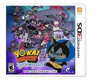 Nintendo 3DS YO-KAI Watch 2 Gigageesten
