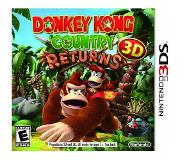 Nintendo Donkey Kong Country Returns (Nintendo 3DS)