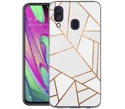 IMoshion Samsung Galaxy A40 Hoesje: iMoshion Design