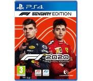 Codemasters F1 2020 Seventy Edition PS4