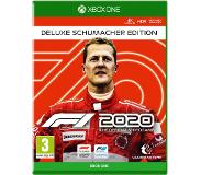 Codemasters F1 2020 Deluxe Schumacher Edition Xbox One