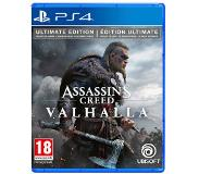 Ubisoft Assassin's Creed Valhalla Ultimate Edition | PlayStation 4
