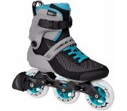 Powerslide Swell light blue grey 100