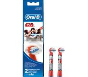 Oral-B Stages Power Star Wars EB10 opzetborstel (2 stuks)