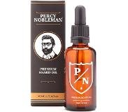 Percy Nobleman Premium Beard Oil Baardverzorging 50ml